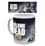 Taza The Walking Dead - Carol And Daryl