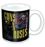 Taza Guns N' Roses - Attak
