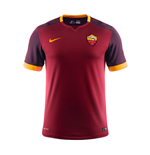 Camiseta AS Roma 2015-2016 Home