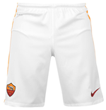 Pantalón corto AS Roma 2015-2016 Home (Blanco)