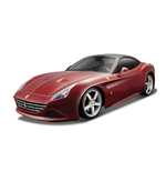 Maqueta Bburago - Ferrari California T (Closed Top) 1:18
