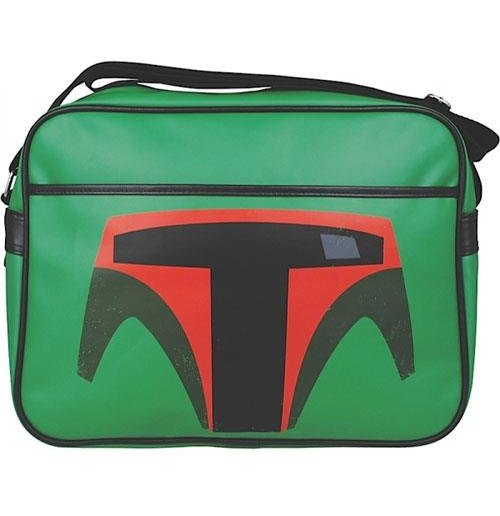 Bolso Messenger Retro Star Wars - Boba Fett