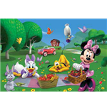 Puzzle Mickey Mouse 142462