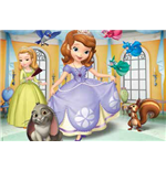 Puzzle Sofia the First 143028