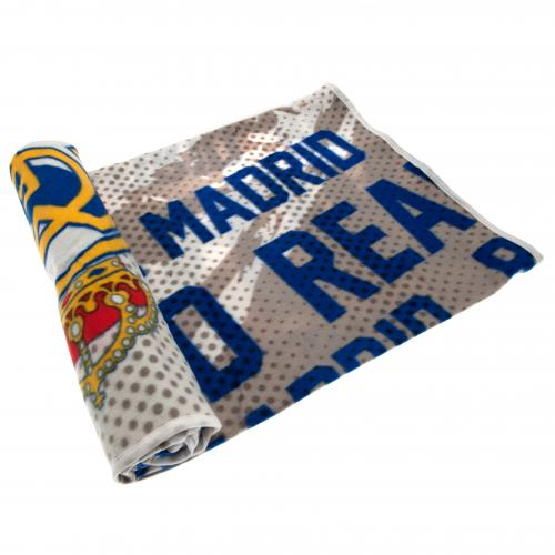 Manta Polar Real Madrid