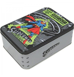 Caja de metal Superman - Kryptonite