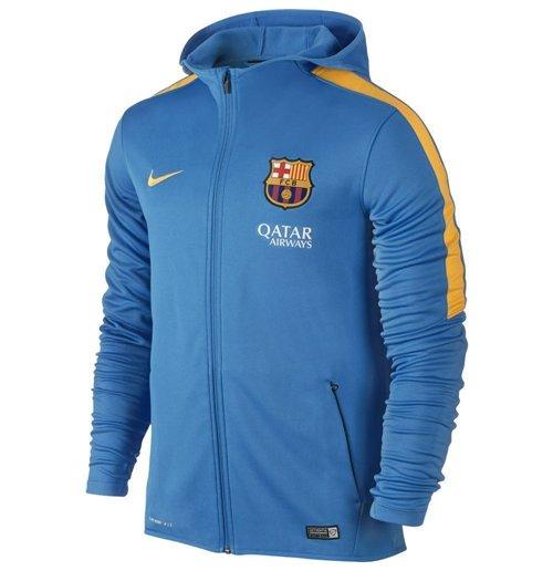 4757d246d5200 Compra Sudadera FC Barcelona 2015-2016 Nike Graphic Knit (Azul)