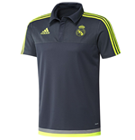 Polo Real Madrid 2015-2016 (Gris)