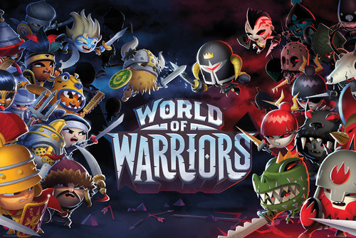Póster World of Warriors 143613