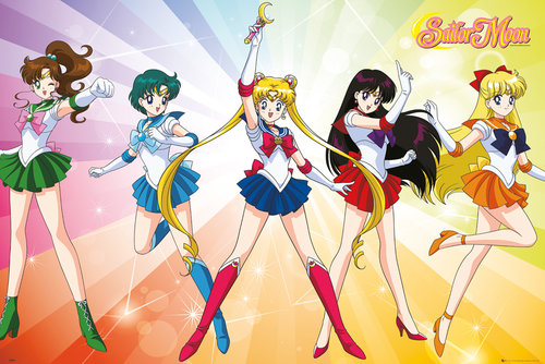 Póster Sailor Moon 143660