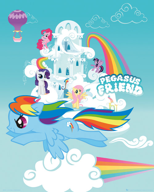 Póster My little pony 143665