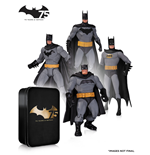 Batman Pack de 4 Figuras 75th Anniversary Set 2 17 cm