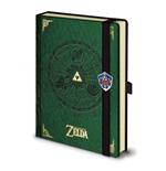 Legend of Zelda Libreta A5 Triforce