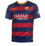 Camiseta FC Barcelona 2015-2016 Home Nike Supporters