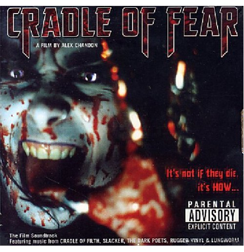 CD Cradle of Fear 144013