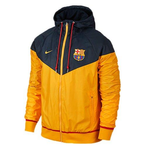 621b913ed594f Compra Chaqueta FC Barcelona 2015-2016 Nike Authentic Windrunner ...