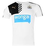 Camiseta Newcastle United 2015-2016 (Blanco)