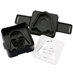 Star Wars Cortador de pan Darth Vader