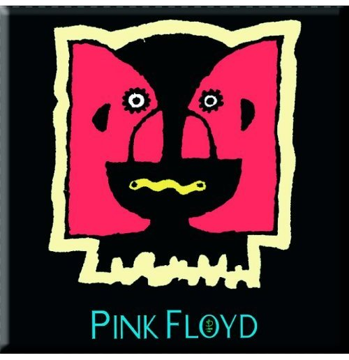 Imán Pink Floyd Division Bell Graphic