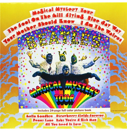 Vinilo Beatles (The) - Magical Mystery Tour