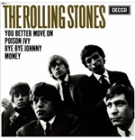Vinilo Rolling Stones (The) - The Rolling Stones (Ep)