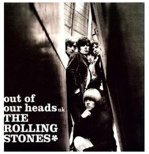 Vinilo Rolling Stones (The) - Out Of Our Heads (Uk Version)