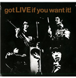 Vinilo Rolling Stones (The) - Got Live If You Want It (Ep)