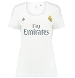 Camiseta Real Madrid 2015-2016 Home de mujer