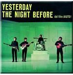 Imán de metal The Beatles - Yesterday / The Night Before