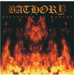 Vinilo Bathory - Destroyer Of Worlds