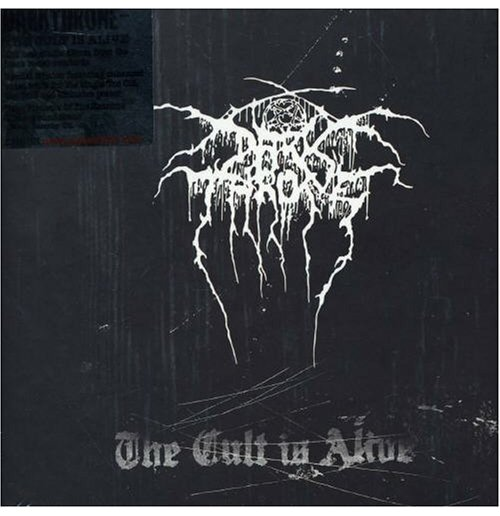 Vinilo Darkthrone - The Cult Is Alive