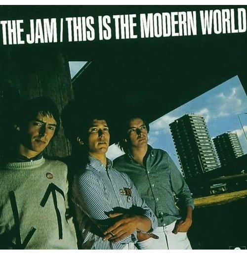 Vinilo Jam (The) - This Is The Modern World