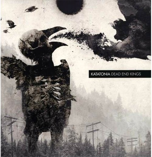 Vinilo Katatonia - Dead End Kings (2 Lp)