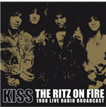 Vinilo Kiss - The Ritz On Fire (2 Lp)