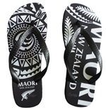 Chanclas All Blacks Tribal