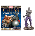 Marvel Chess Collection Revista con Pieza de Ajedrez #15 Absorbing Man (peón negro)