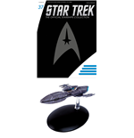 Star Trek Official Starships Collection Revista con Modelo #37 Andorian Cruiser