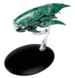 Star Trek Official Starships Collection Revista con Modelo #39 Romulan Drone