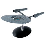 Star Trek Official Starships Collection Revista con Modelo Special #3 USS Vengeance