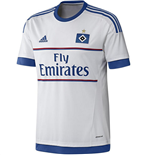 Camiseta Hamburgo 2015-2016 Home