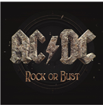 "Vinilo Ac/Dc - Rock Or Bust (12""+Cd)"