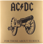 Vinilo Ac/Dc - For Those About To Rock