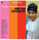 Vinilo Aretha Franklin - The Tender The Moving The Swinging