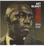 Vinilo Art Blakey & The Jazz Messengers - Moanin'