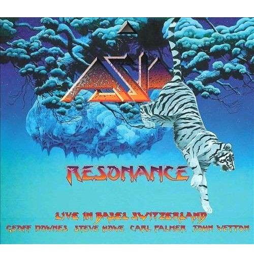 Vinilo Asia - Resonance - Live In Basel Switzerland Vol 1 (2 Lp)