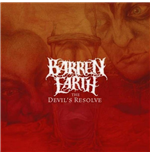 Vinilo Barren Earth - The Devil's Resolve