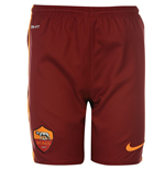 Pantalón corto AS Roma 2015-2016 Away (Rojo)