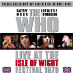 Vinilo Who (The) - Isle Of Wight Festival 1970 (White) (3 Lp)