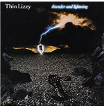 Vinilo Thin Lizzy - Thunder And Lightning