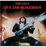Vinilo Thin Lizzy - Live And Dangerous (2 Lp)